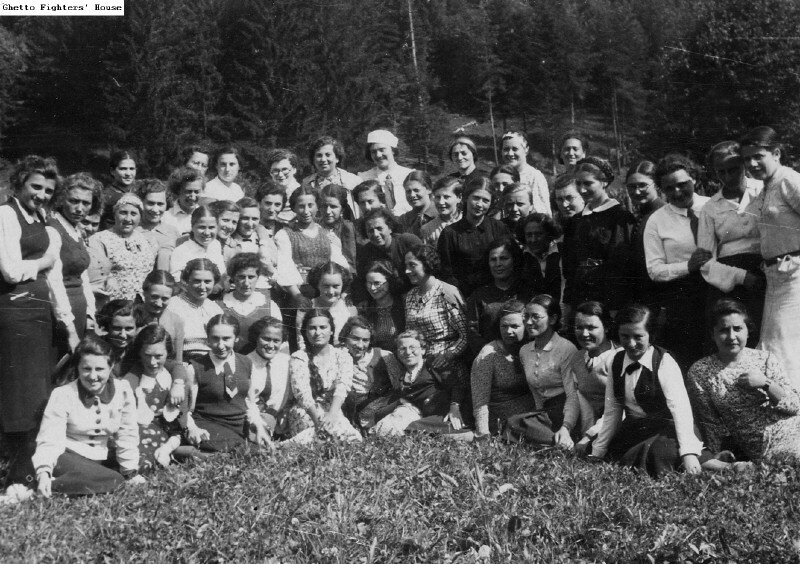 Obóz letni dla dziewcząt w Rajczy