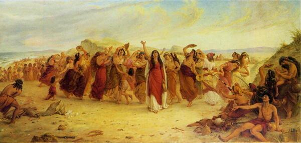 S. Solomon, Song of Miriam.