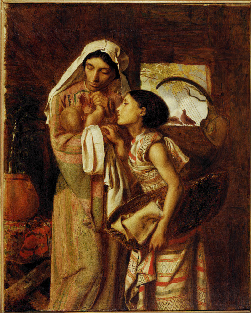 S. Solomon, The Mother of Moses.