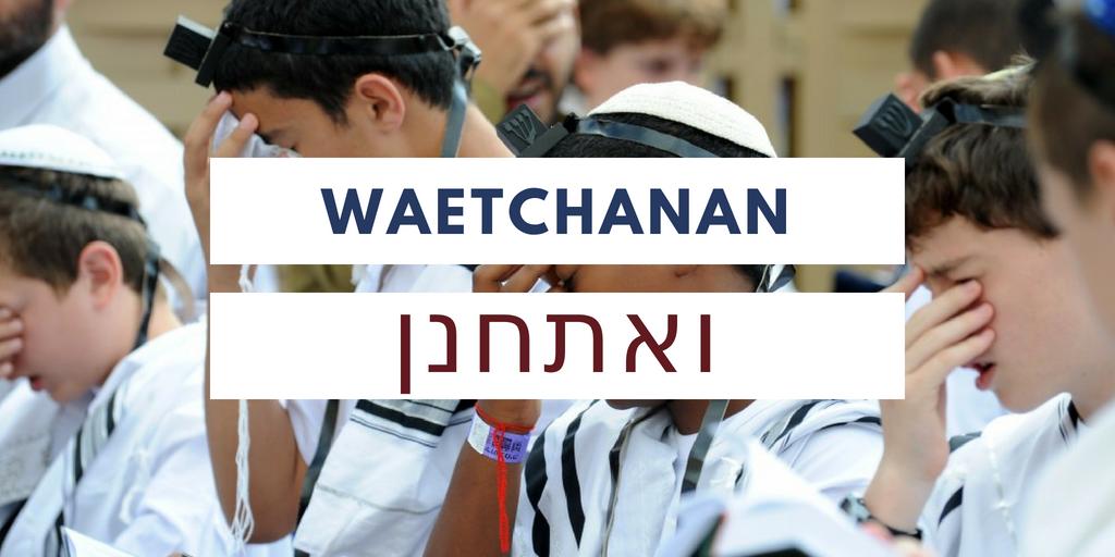 Paraszat Waetchanan