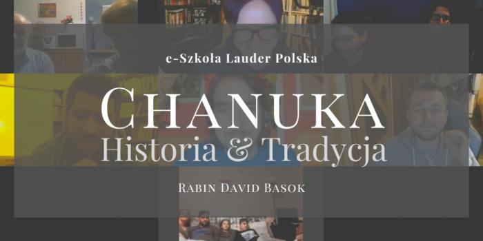 Wykład rabina Davida Basoka o Chanuce